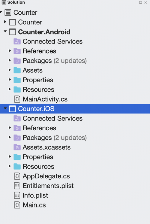 Counter.iOS