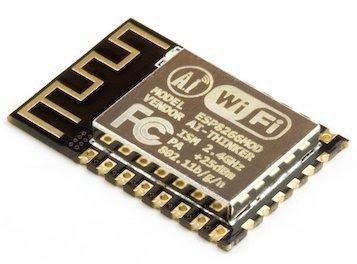 ESP8266 microcontroller