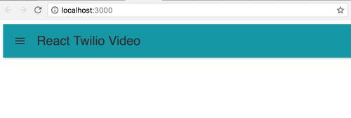 Tela do navegador com o exemplo em execução.