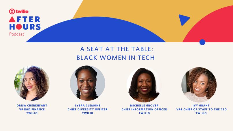 Twilio After Hours: Black Women in tech