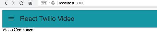 Tela do navegador com o exemplo em execução e atualizado.