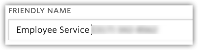 Changing a friendly name of a Twilio Phone Number