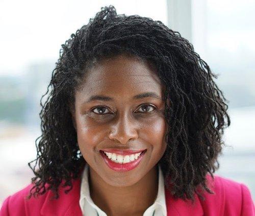 Portrait of Felicia Jackson