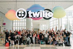 Twilio SIGNAL 2019 Champions and scholarship attendees
