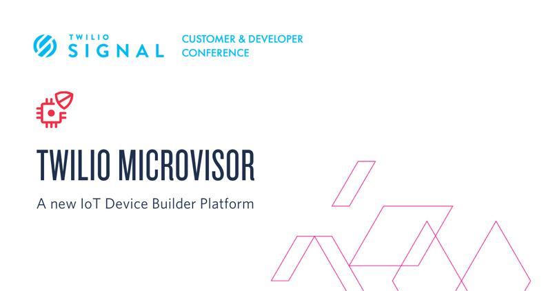 Microvisor Launch Banner