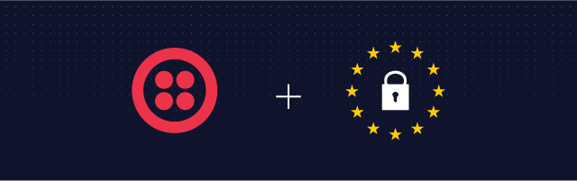 Twilio is committed to being GDPR Compliant