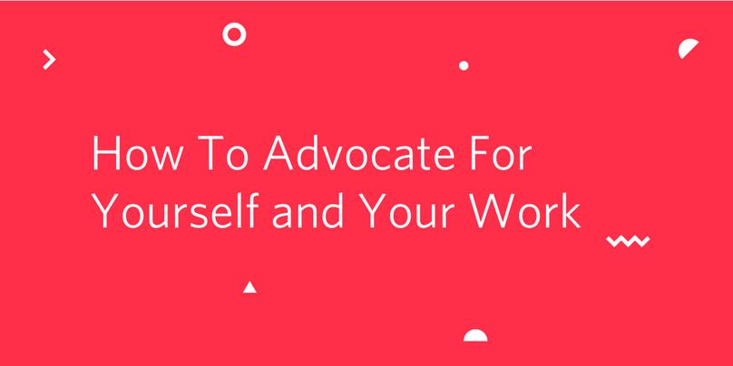 Advocate Self Work