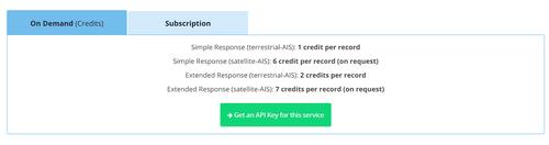 Get an API Key