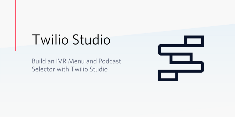IVR Menu Podcast Studio