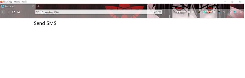 Screenshot showing heading