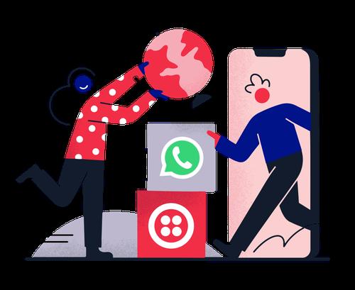 WhatsApp Business API with Twilio