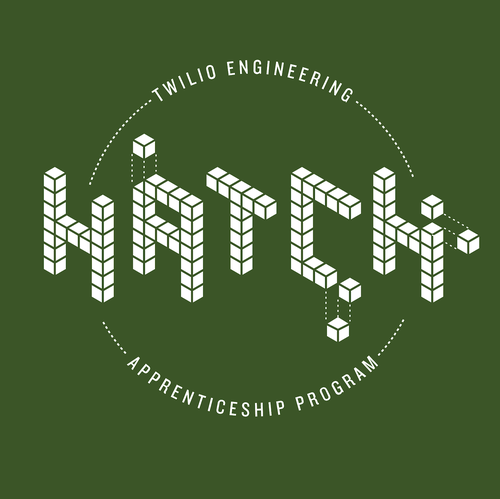 Twilio Hatch Apprentice program logo