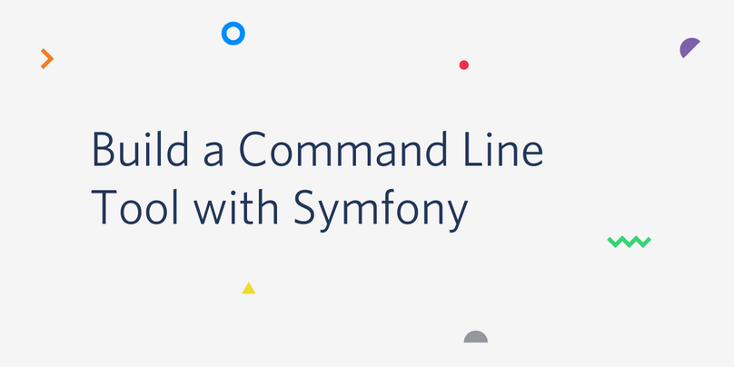 Build a Command Line Tool with Symfony