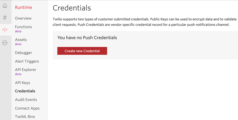 Console Runtime - Add New Credential.png