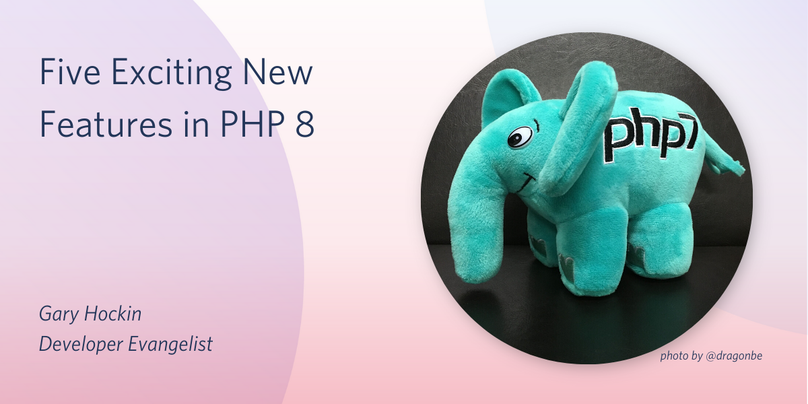 Five Exciting Features in PHP 8