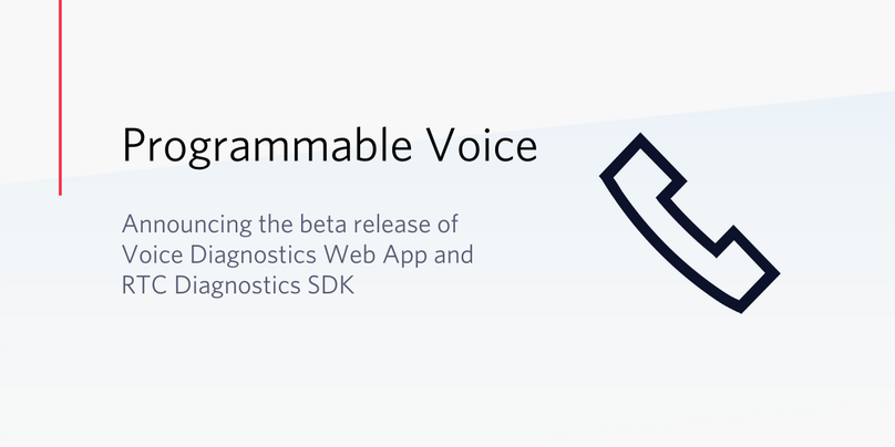 Announcing the beta release of Voice Diagnostics Web App and RTC Diagnostics SDK