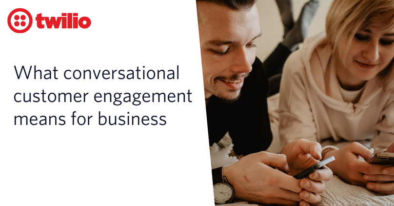 conversational customer engagement