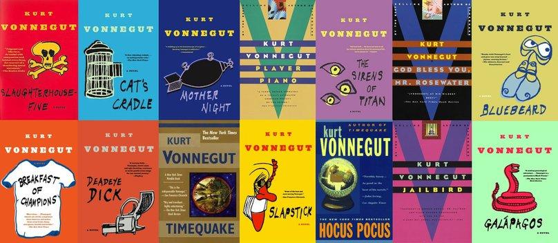 Vonnegut books