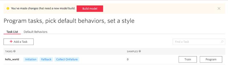 Programación de tareas de Autopilot