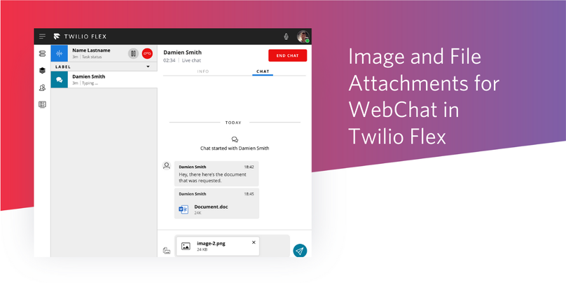 Image and File Attachments - Flex Blog - Canva