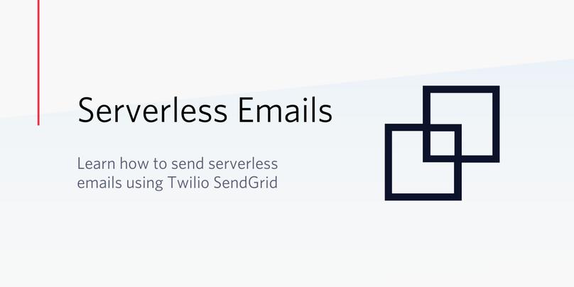 Serverless Emails