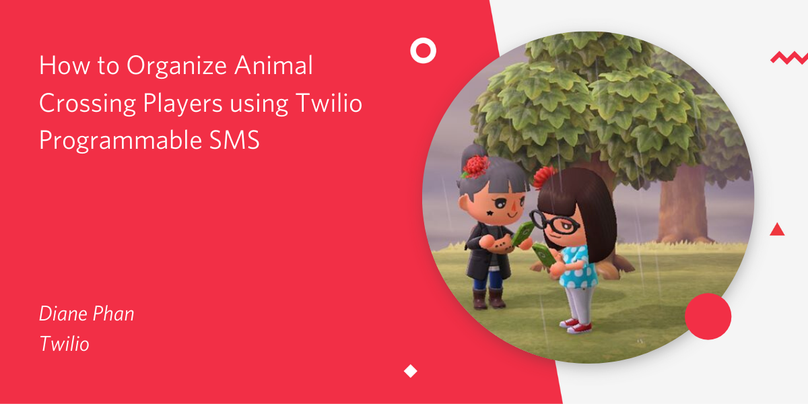 Organize Animal Crossing Groups SMS Hero