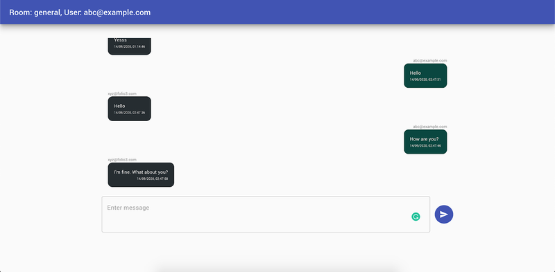 Chat App with Twilio Programmable Chat and React