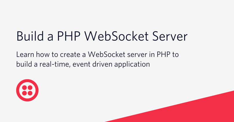 Build a PHP WebSocket Server