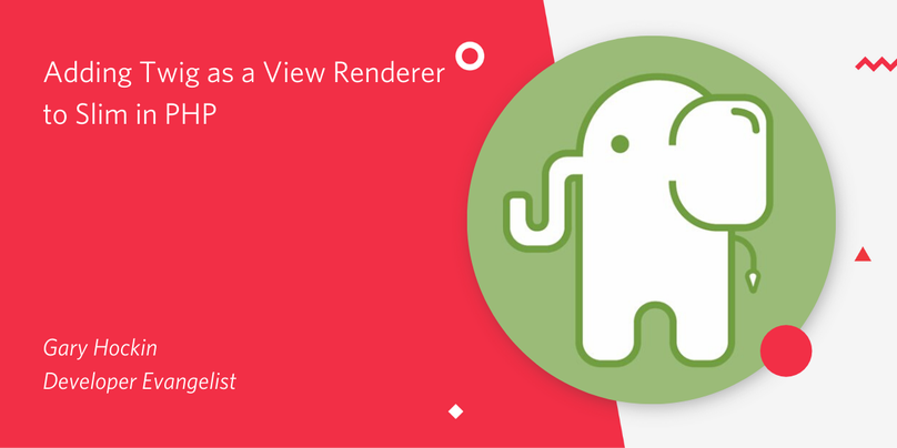 Adding Twig as a View Renderer to Slim in PHP