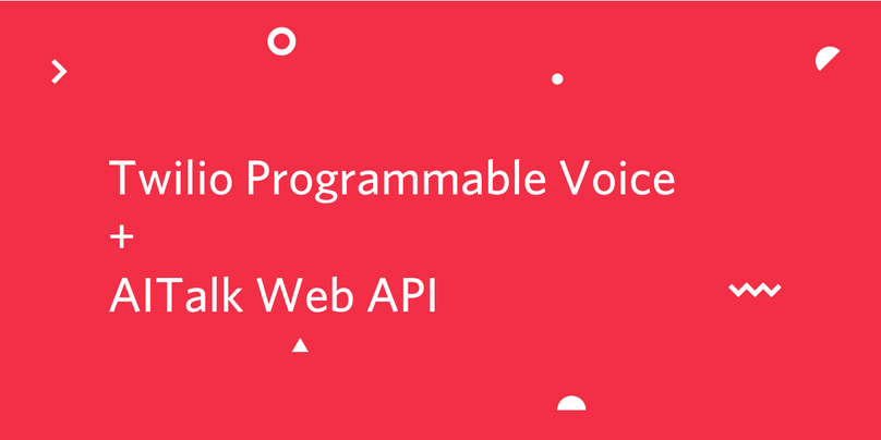 Prog Voice with AITalk
