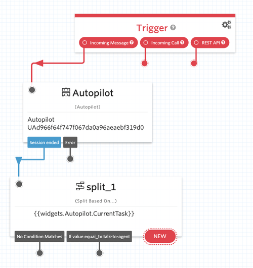Autopilot Studio Widget