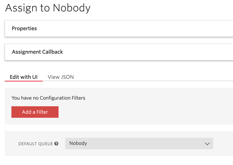IVR Reporting TaskRouter Workflow