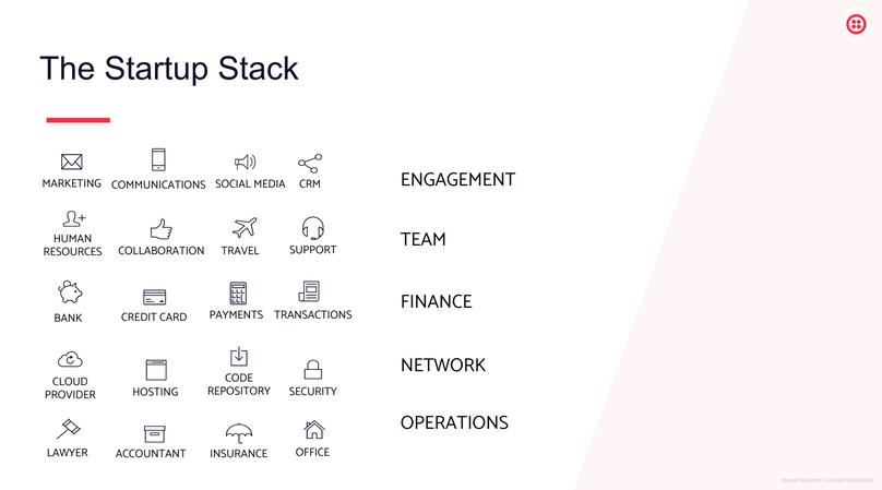 Startup Stack