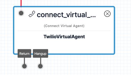 Connect Virtual Agent widget screenshot