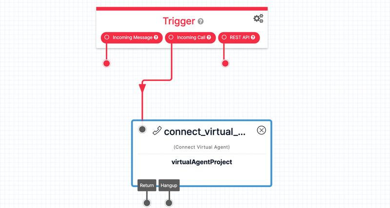 Connect Virtual Agent Studio Widget