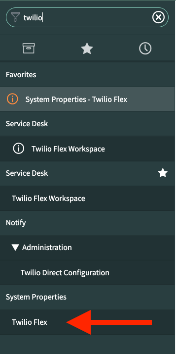 ServiceNow System Properties