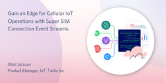 Super SIM Connection Event Streams