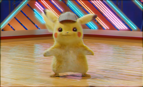 happy Pikachu Dance image