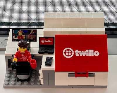 Twilio-Lego