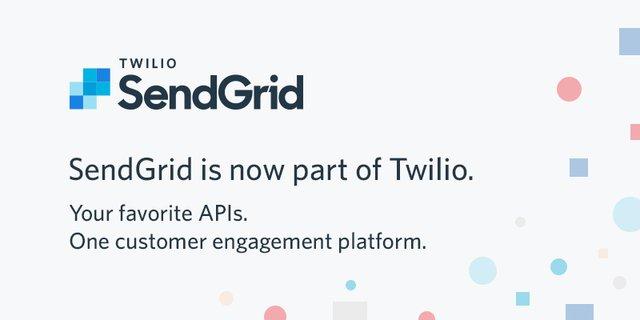 twilio-sendgrid