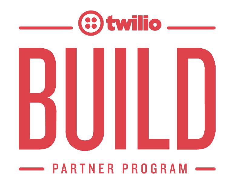 Twilio Build Partner Program Logo