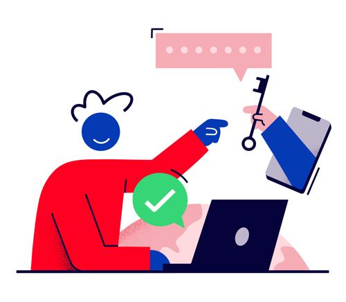 verify illustration