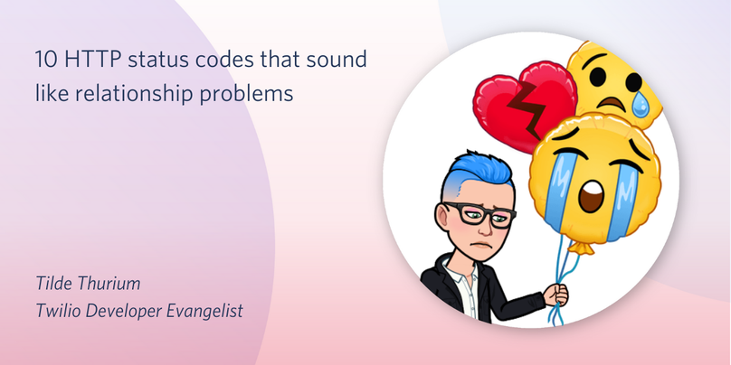 10 HTTP status codes that sound like relationship problems