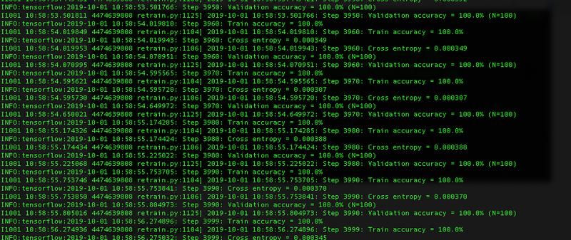 Image Classifier Build CLI
