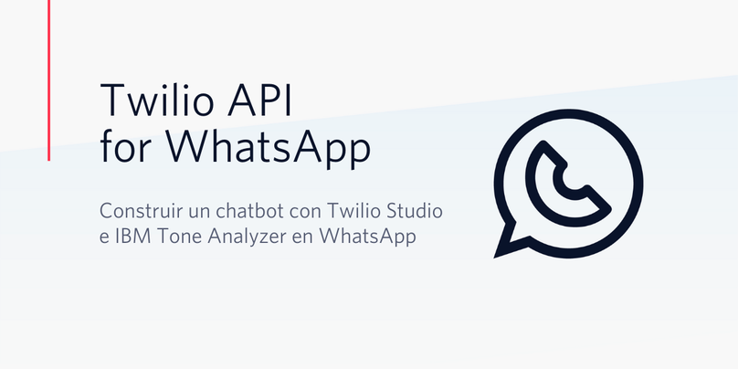 Twilio Studio, Watson, Sentiment Analysis