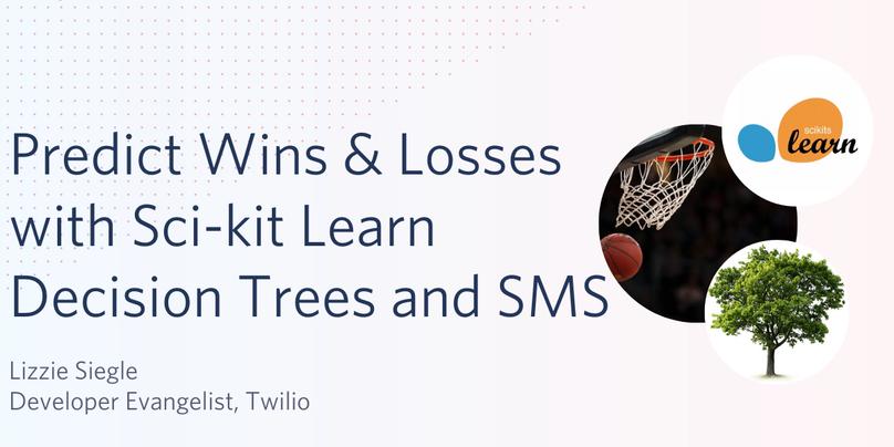 Scikit learn header image
