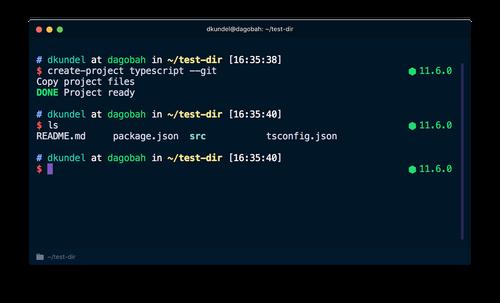 nodejs - cli - copy templates