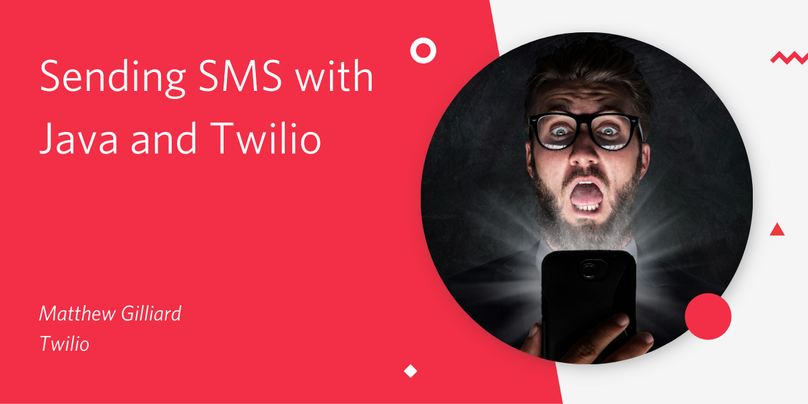 Title: Sending SMS with Java and Twilio