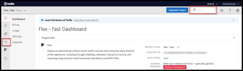 TaskQueues in Flex on Dashboard