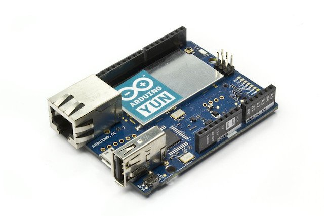 Getting started with the Arduino Yun – the Arduino with WiFi